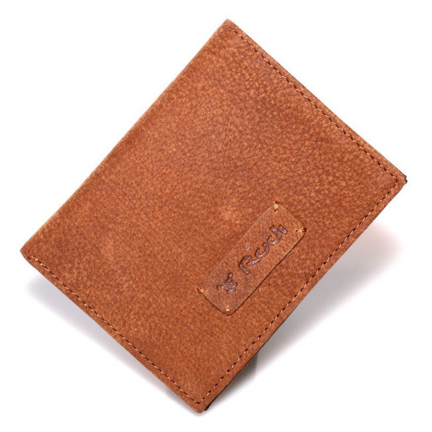 item 90451 men's samall leather wallet