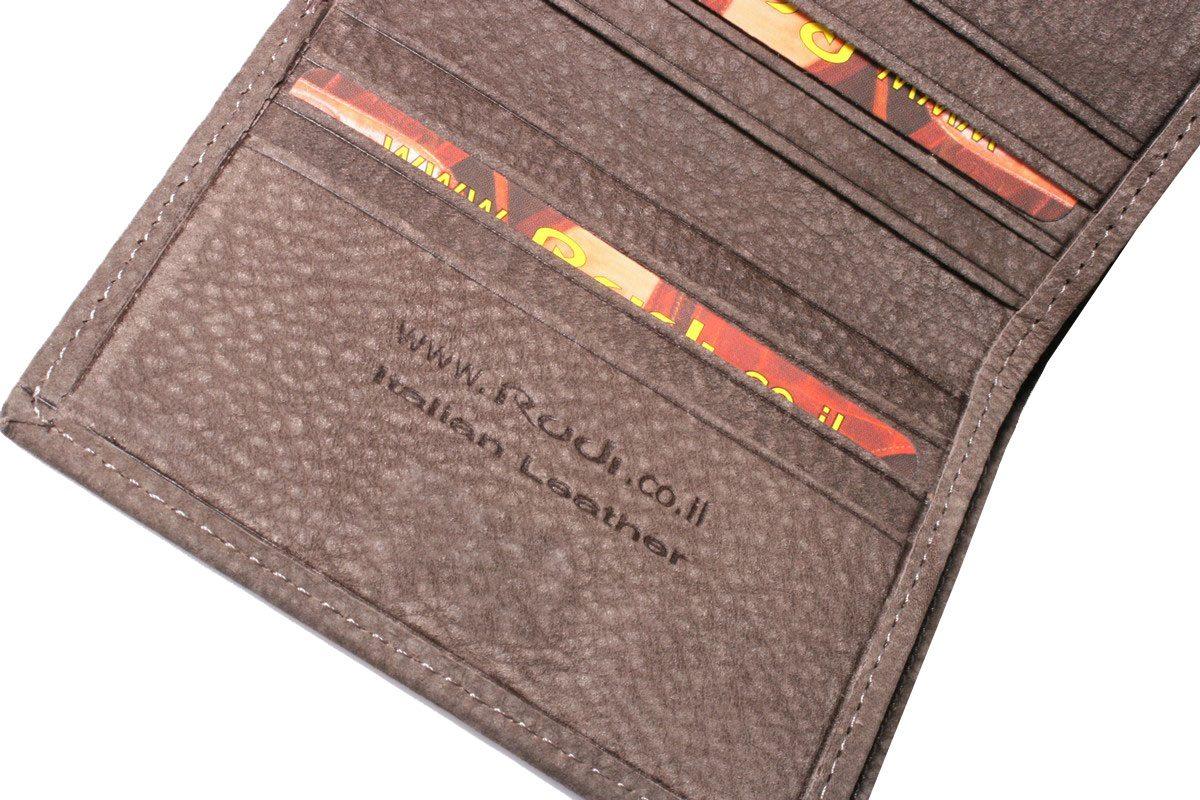 Item 90452 men's samall leather wallet