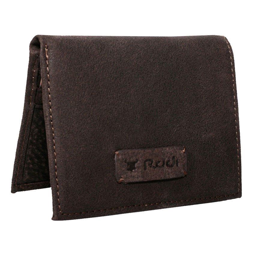 item 90453 men's samall leather wallet