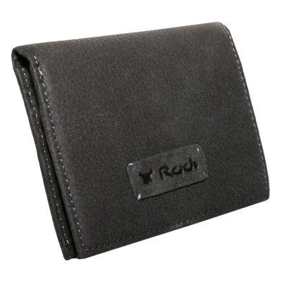 ארנק לכיס | ארנק קטן לגבר בסגירה מגנטית עור אפריקה ייחודי | דגם 90454 Rudi  – בארנק זה ניתן להטביע עד 4 מילים