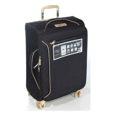 """מזוודה בינונית הכי מהודרת שיש 24"""" 13005 Aurora טרולי Verage המזוודה הטובה בעולם – אחריות 3 שנים"""