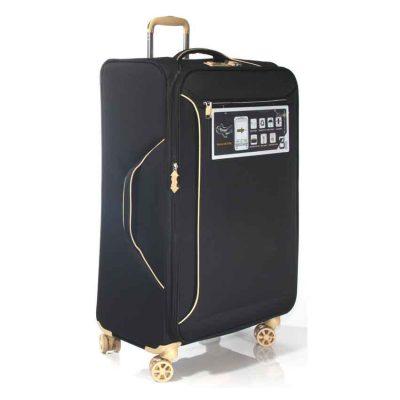 """מזוודה 28 אינץ' גדולה הכי יפה שיש 28"""" 13005 Aurora טרולי Verage המזוודה הטובה בעולם אחריות 3 שנים"""