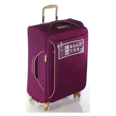 """מזוודה בינונית הכי מהודרת שיש 24"""" 13005 Aurora טרולי Verage המזוודה הטובה בעולם – 36 חודשי אחריות"""