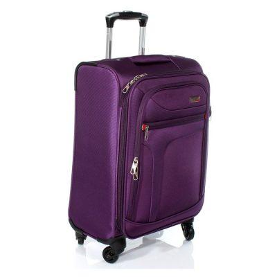 מזוודת VIP לאנשי עסקים לעליה למטוס טרולי Verage – 14086 ROCK – אחריות 3 שנים
