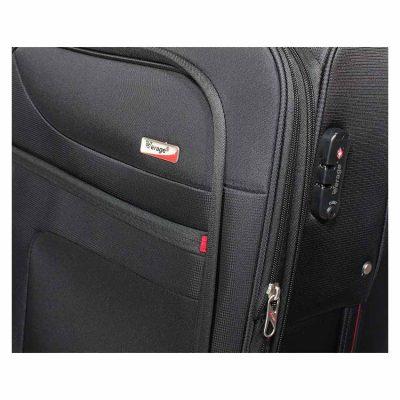 """המזוודות הטובות בעולם – מזוודה גדולה 28"""" טרולי Verage – 14086 ROCK – אחריות 3 שנים"""