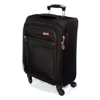 מזוודה קלילה לעליה למטוס טרולי Verage – 14086 ROCK אחריות 36 חודשים