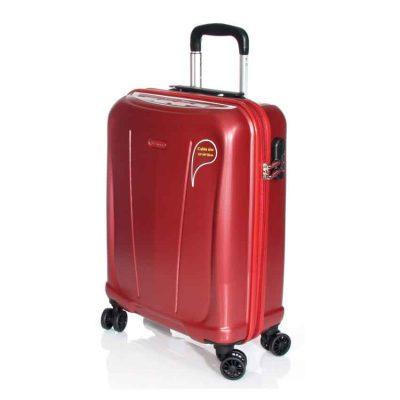מזוודה קשיחה מתרחבת ABS Verage – מומלץ לאנשי עסקים – 15105 HERO מזוודה קטנה לעליה למטוס אחריות 24 חודשים
