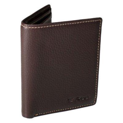 ארנק עור ארנק בגודל בינוני מעור אמיתי – (בארנק זה לא ניתן לבצע הטבעות) 1691- Rudi