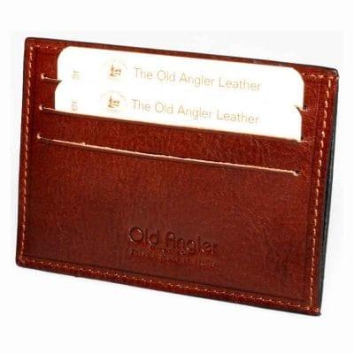 ארנק עור לחגורה, מחזיק שטרות מעור | מני קליפ מעור | Leather Money Clip – 5521