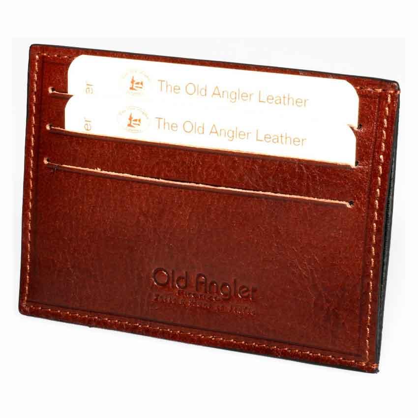 Italian leather card holder item  5520