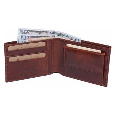 מתנות מקוריות לגבר – 8012 – ארנקי גבר, הכי איכותי שיש, תוצרת איטליה Full Grain Leather