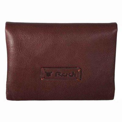 רודי הארנק הכי קטן Rudi  ארנק כיס קטן מעור איטלקי רך משובח בעיצוב מיוחד וסגירת מגנטים נסתרים – דגם 8361
