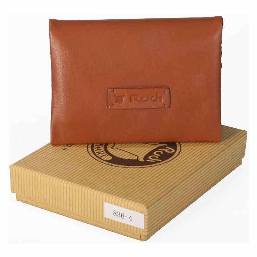Thin small soft men's Italian 100% genuine leather wallet item no' 8364