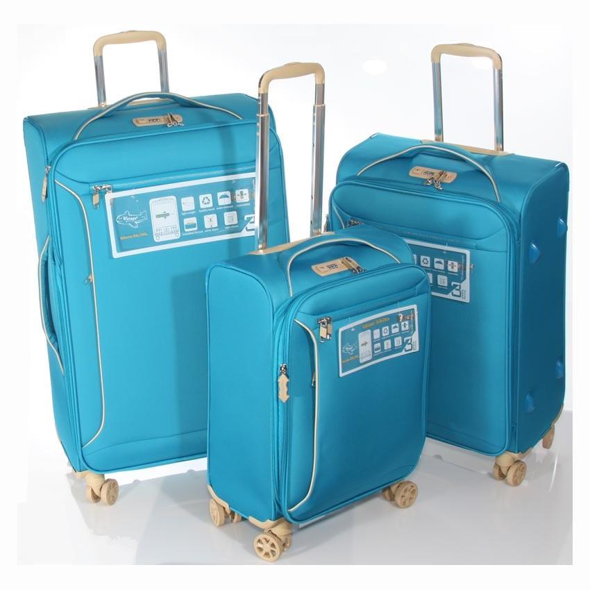 מזוודות קלות משקל