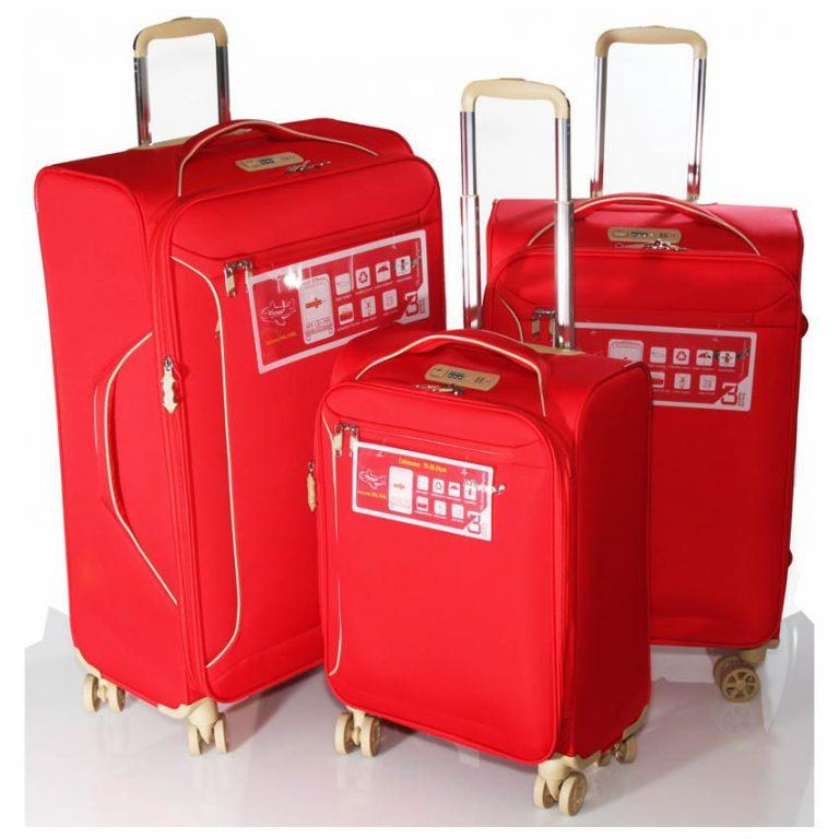 מזוודות קלות משקל VERAGE לחופשת הקיץ הקרובה שלכם
