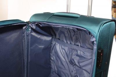 """טרולי קל בגודל בינוני 24"""" טרולי Verage – 14086 ROCK – אחריות 36 חודשים"""