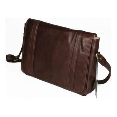 Side bag Nappa leather  made in Italy, high quality and lightweight – Model 304