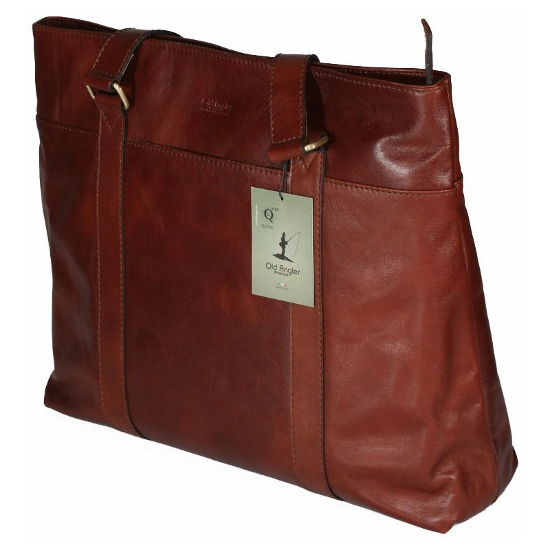 Soft Calfskin Leather Tote Bag item 306