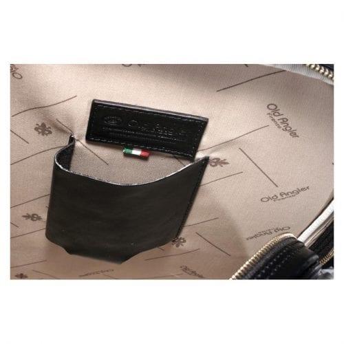 תיק גב אלגנטי מעור ברידג' מהמם תוצרת איטליה - דגם 4080