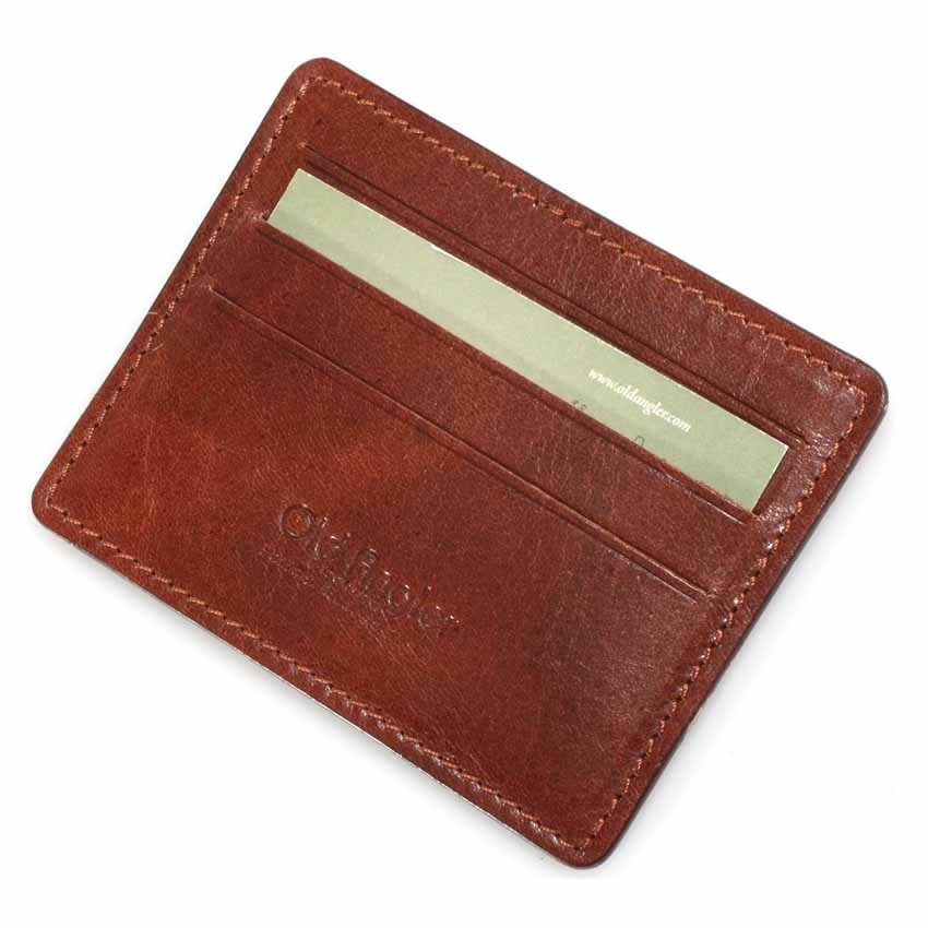 Italian leather card holder – Item 5520