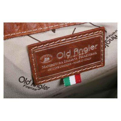 תיק איטלקי לעסקים, עבודה, מנהלים כולל תא מרופד ללפטופ מעור בופאלו מובחר תוצרת איטליה – דגם 737