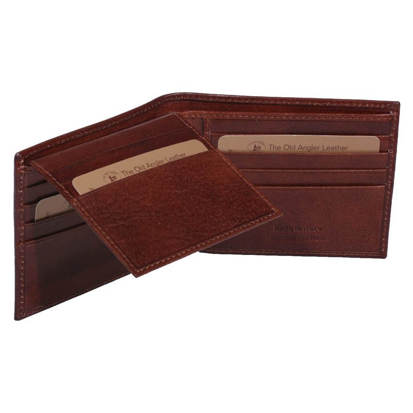 Leather Bifold Wallet – 8002