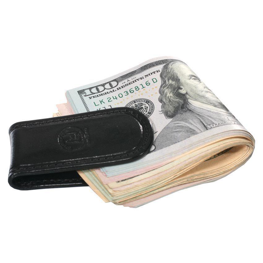 Leather Money Clip item 8090