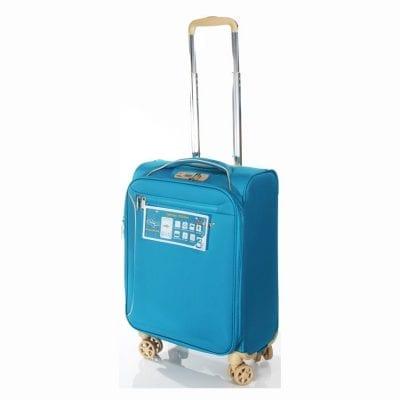 """מזוודה לטיסה קטנה 19"""" 13005 Aurora טרולי Verage המזוודה הטובה בעולם – 3 שנות אחריות"""