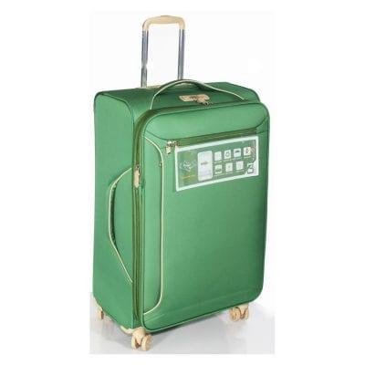 """מזוודה קלה 28 אינץ' גדולה הכי יפה שיש 28"""" 13005 Aurora טרולי Verage המזוודה הטובה בעולם אחריות 3 שנים"""