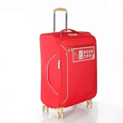 """מזוודות מכירה מזוודה בינונית הכי מהודרת שיש 24"""" 13005 Aurora טרולי Verage המזוודה הטובה בעולם – אחריות 3 שנים"""