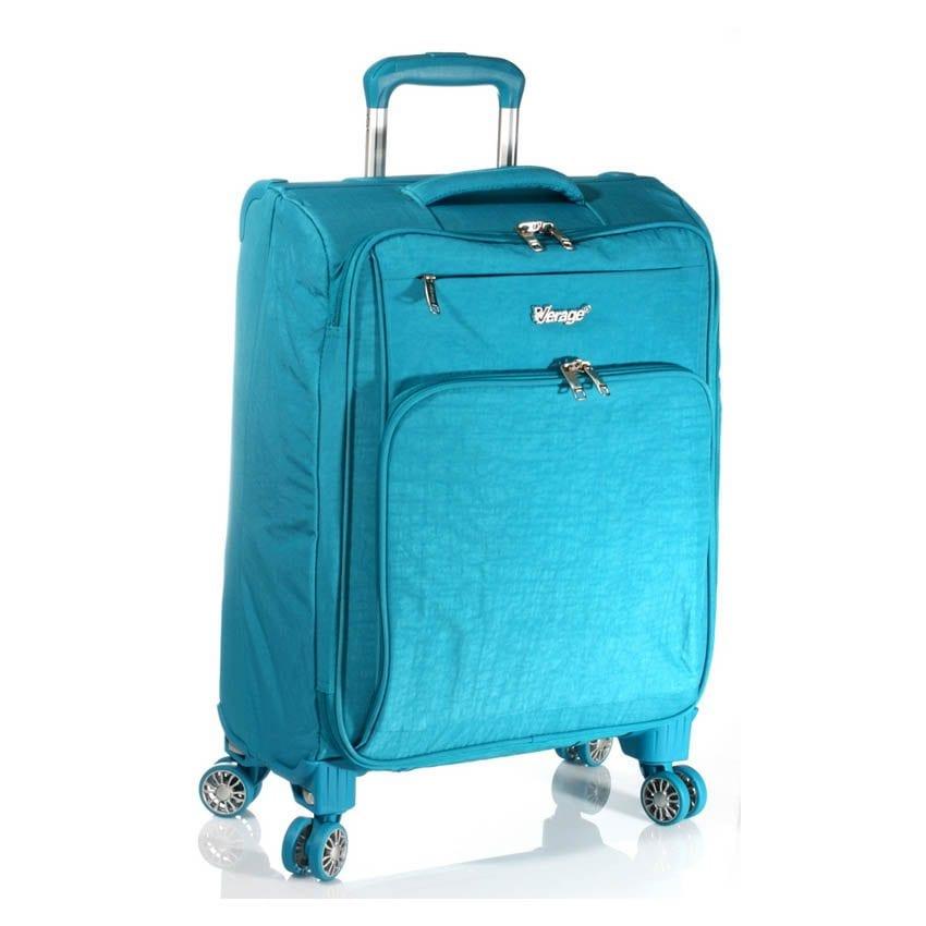 """מזוודה מתקפלת – טרול עליה למטוס 20.5"""" חסכון של 60% כשמקופל, מגיע באריזה מהודרת ומתאים גם כמתנה ייחודית דגם 15012"""