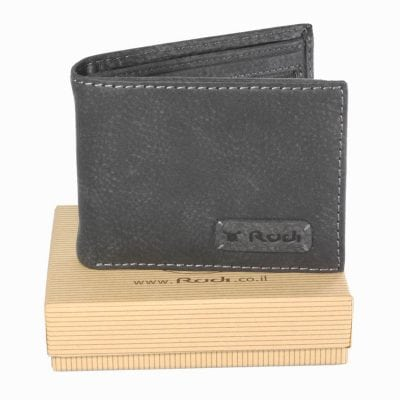 Men genuine african leather wallet, item no' 50412