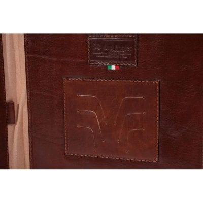 תיק מסמכים מעור מובחר, בטנה מעור | 594
