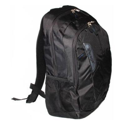 תיק גב שחור מבד פוליאסטר VERAGE דגם 621614