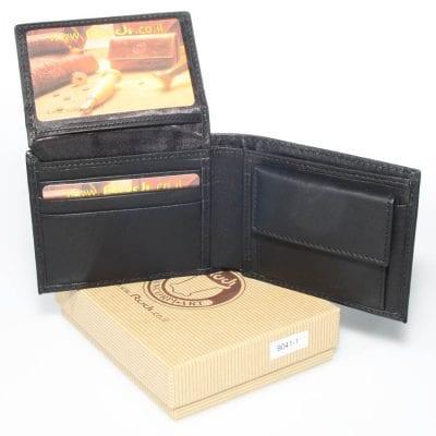 מתנות ליום האהבה – ארנק לגבר בגודל בינוני מעור אפריקה | דגם N90411 Calf Leather