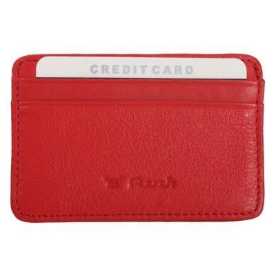 ארנק לכרטיס אשראי מעור Full Grain | דגם 1539