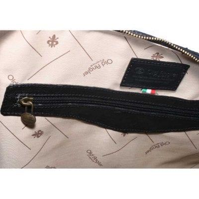 תיק נסיעות יוקרתי מעור רך ומשובח מרהיב ביופיו, תוצרת איטליה דגם 312