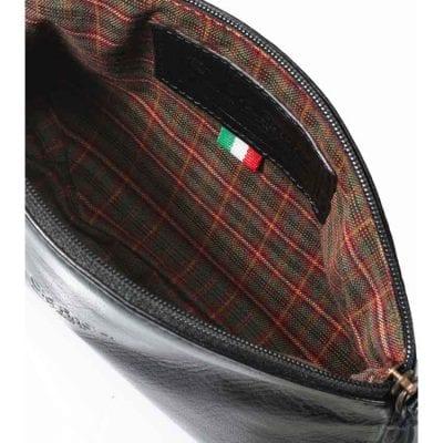 תיק לקוסמטיקה מעור תוצרת איטליה דגם 4077