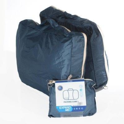 תיקי הפרדה ואחסנה למזוודה 2 יח' מידה L דגם דגם 5023