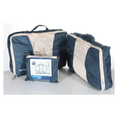 תיקי הפרדה ואחסנה למזוודה 2 יח' מידה M דגם דגם 5023
