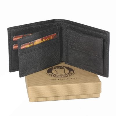 Men's leather wallets Highest quality item 1604044 the leather made in Italy