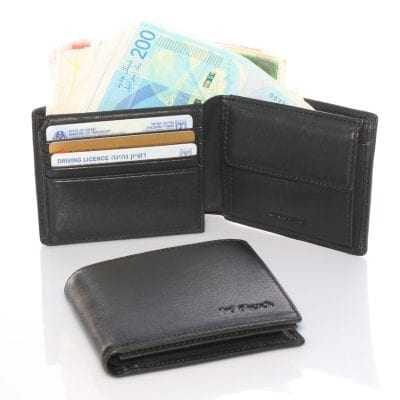 Mens Wallet Model 3807 Nappa Leather