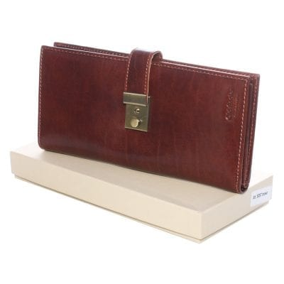 Wallet for documents (100% Made in Italy) item no' 8057
