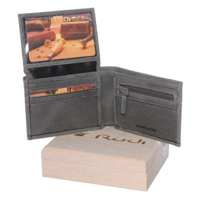 20417 Small wallet (100% genuine Italian leather)