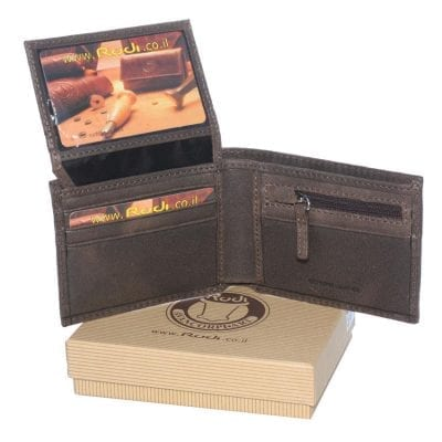 20418 Small wallet (100% genuine Italian leather)
