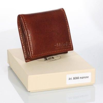 ארנק עור לכסף קטן רטרו תוצרת איטליה 8066 בארנק זה לא ניתן לבצע הטבעות