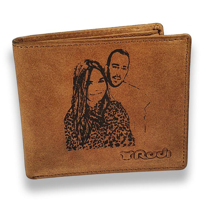 תמונה בארנק
